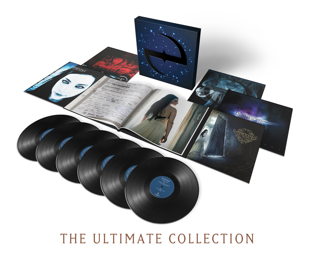 Evanescence Vinyl box