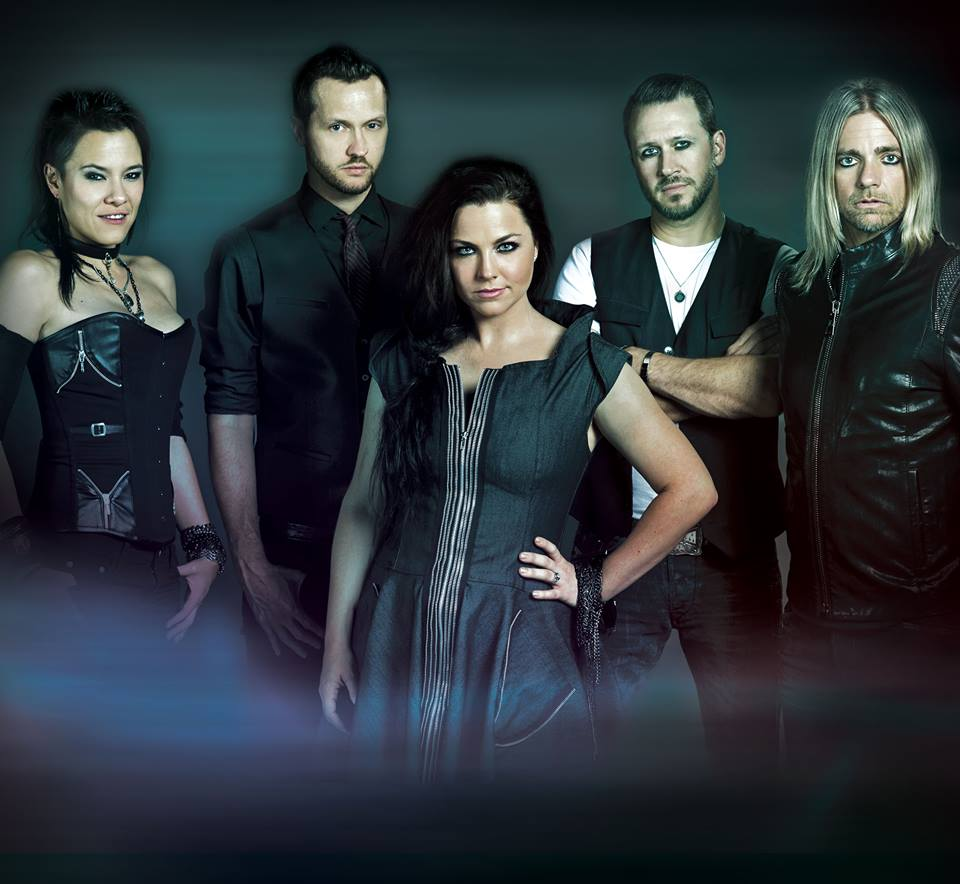 Evanescence group 2016