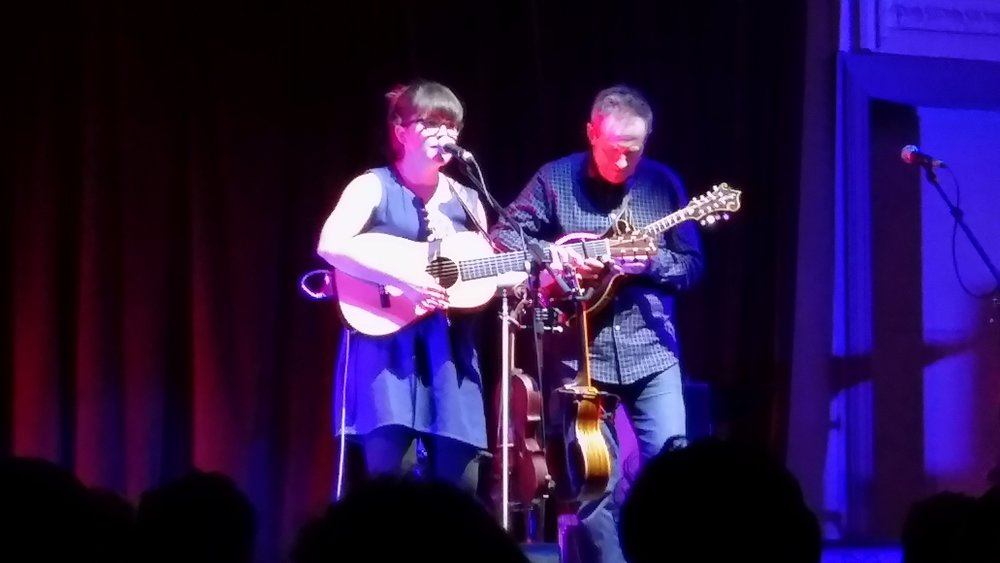 Sara Watkins live bush hall