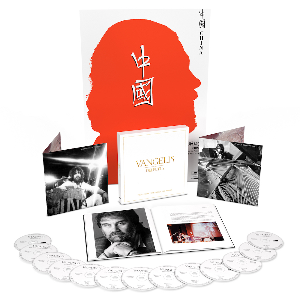 Vangelis Delectus Box Set