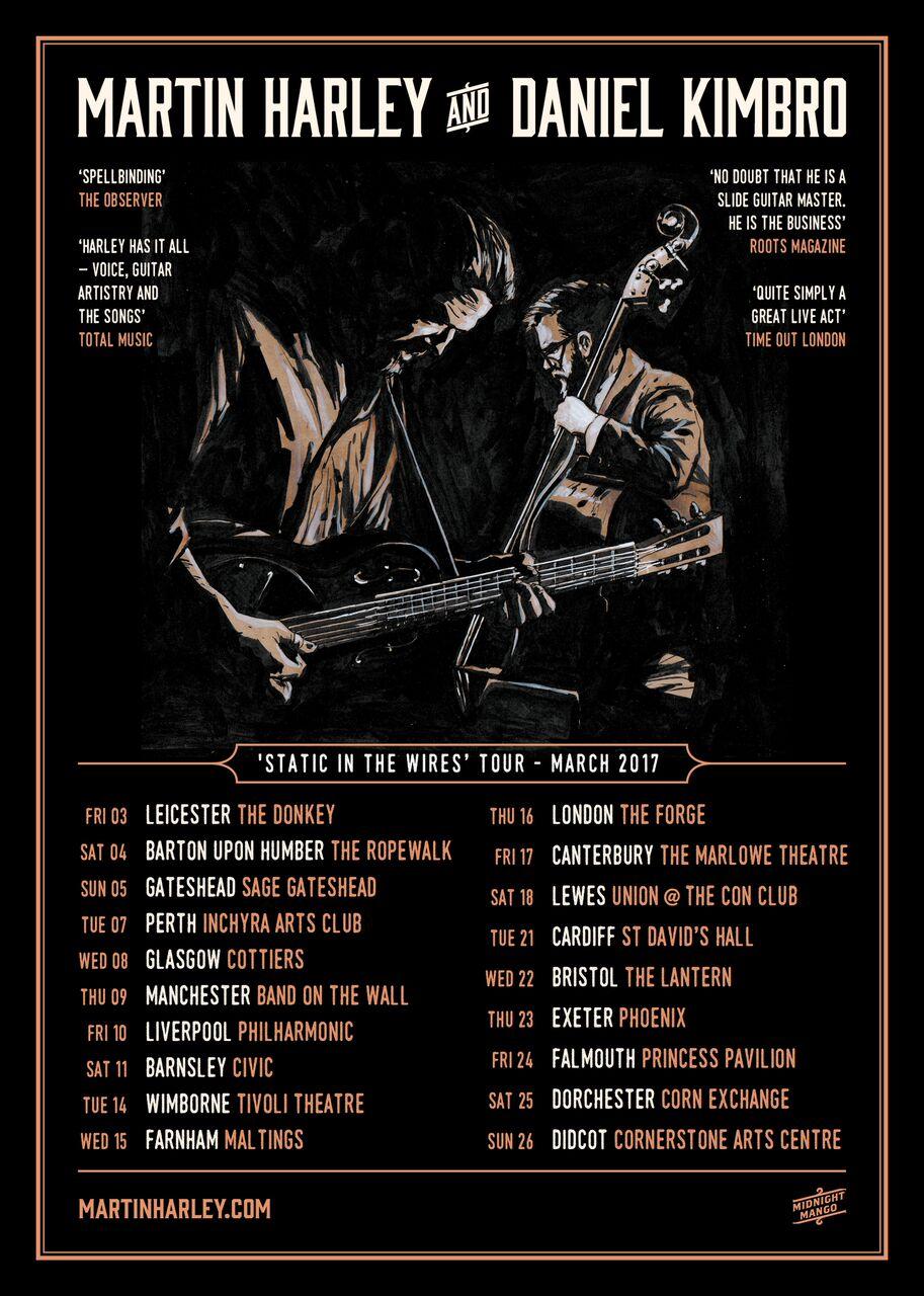 Harley Kimbro Tour