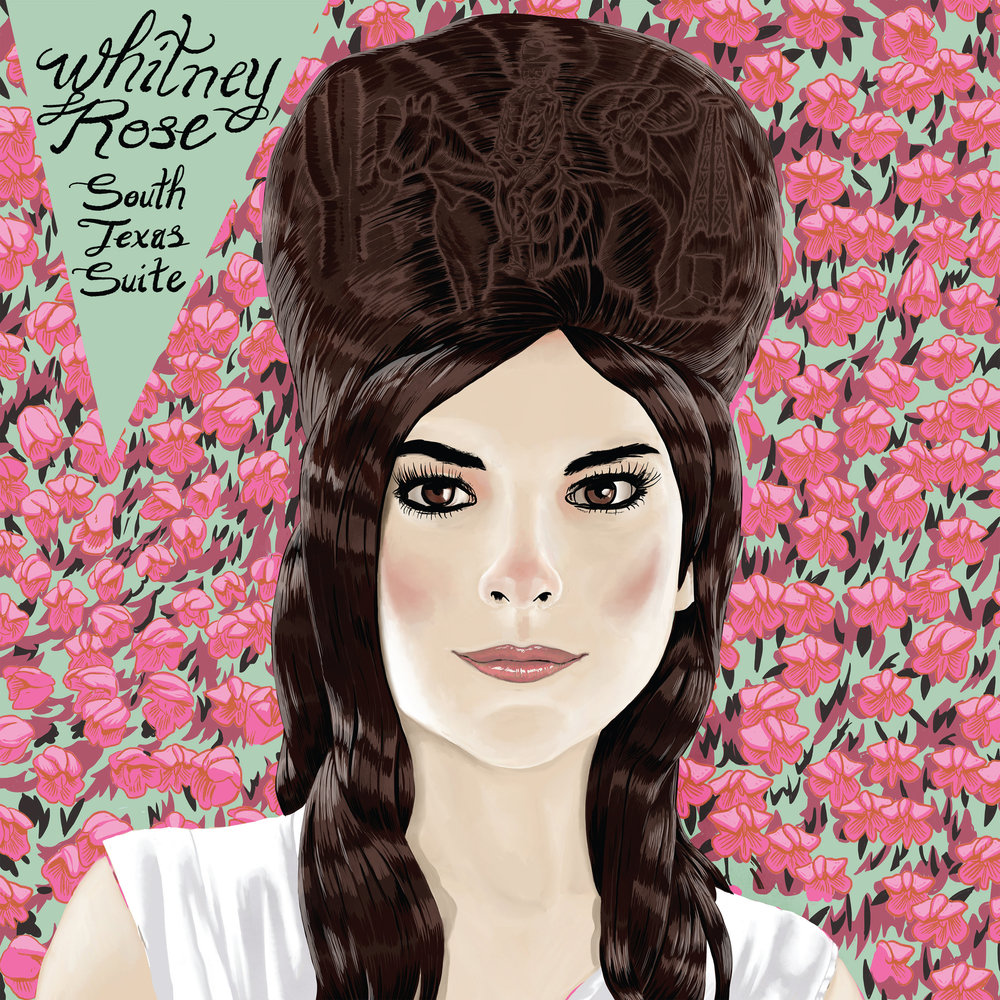 Whitney Rose EP Cover