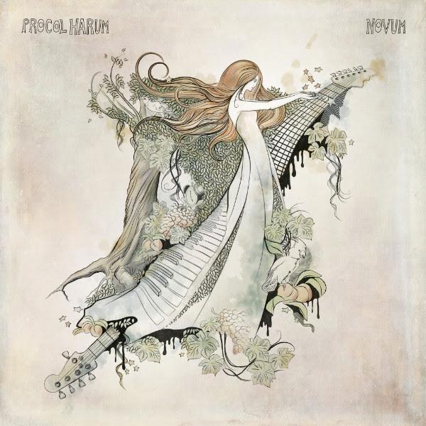 Procol Harum Novum Cover Art