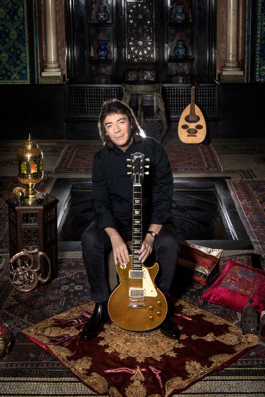 Steve Hackett Guitar