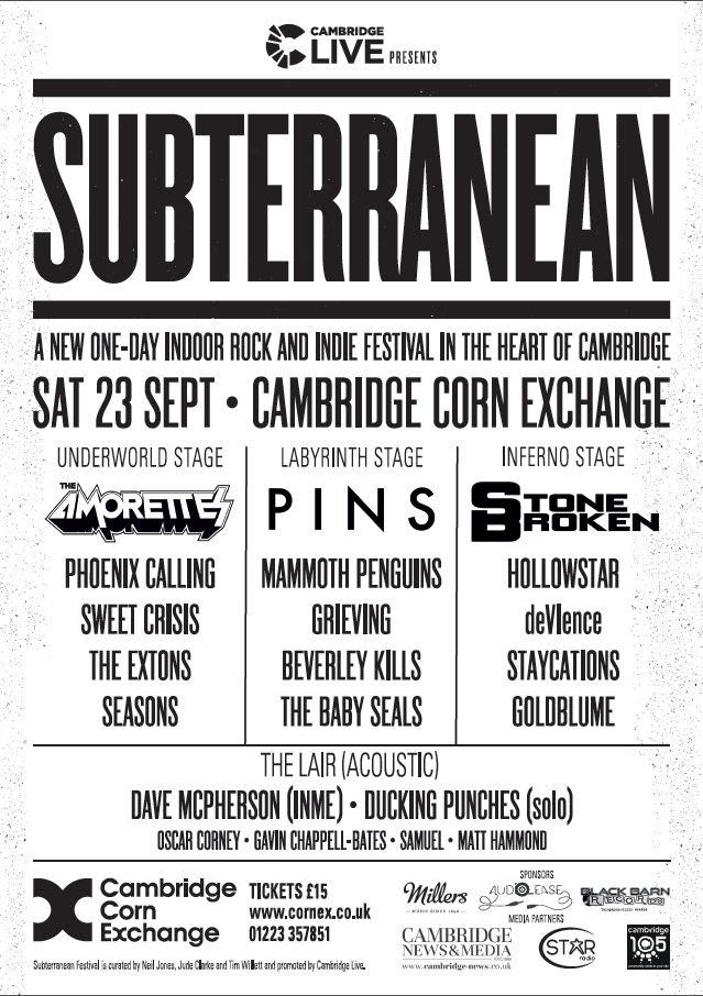 Subterranean Festival