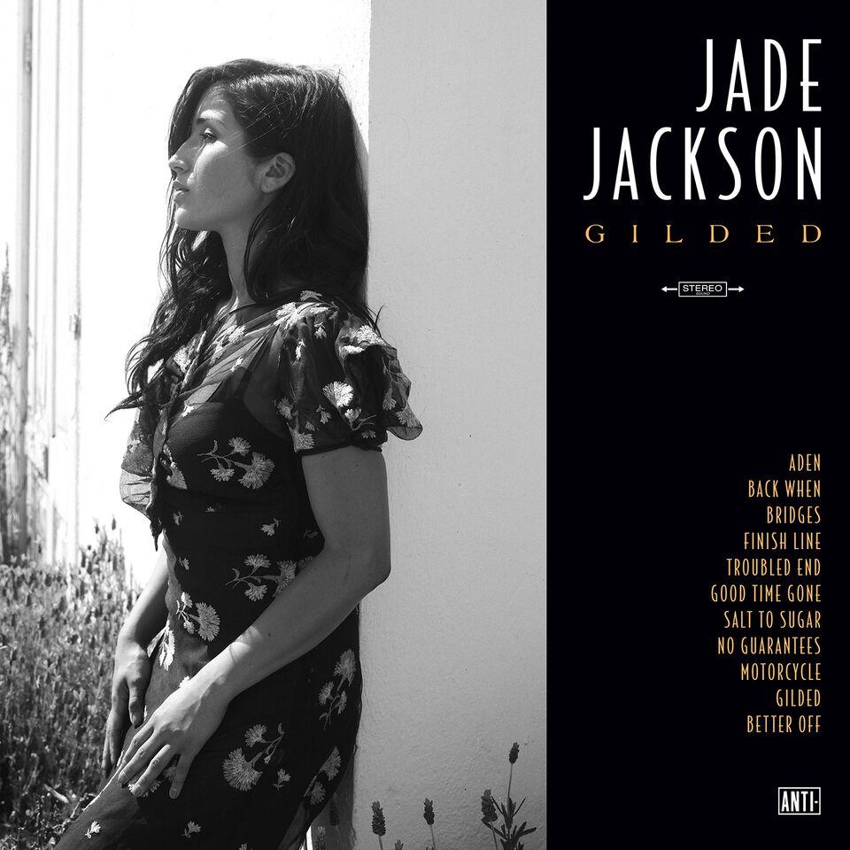 Jade Jackson gilded