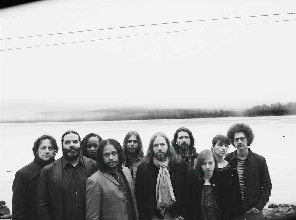 The Magpie Salute pic by Shervin Lainez