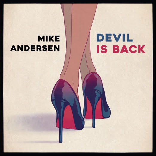 Mike Andersen Devil Is Back album