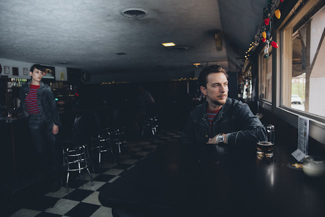 JD McPherson by Alysse Gafkien