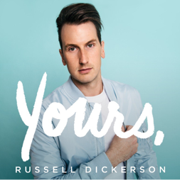 Russell Dickerson Yours cover