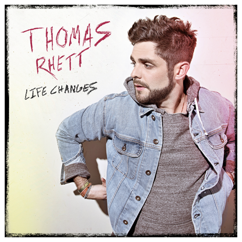 Thomas Rhett Life Changes coverart