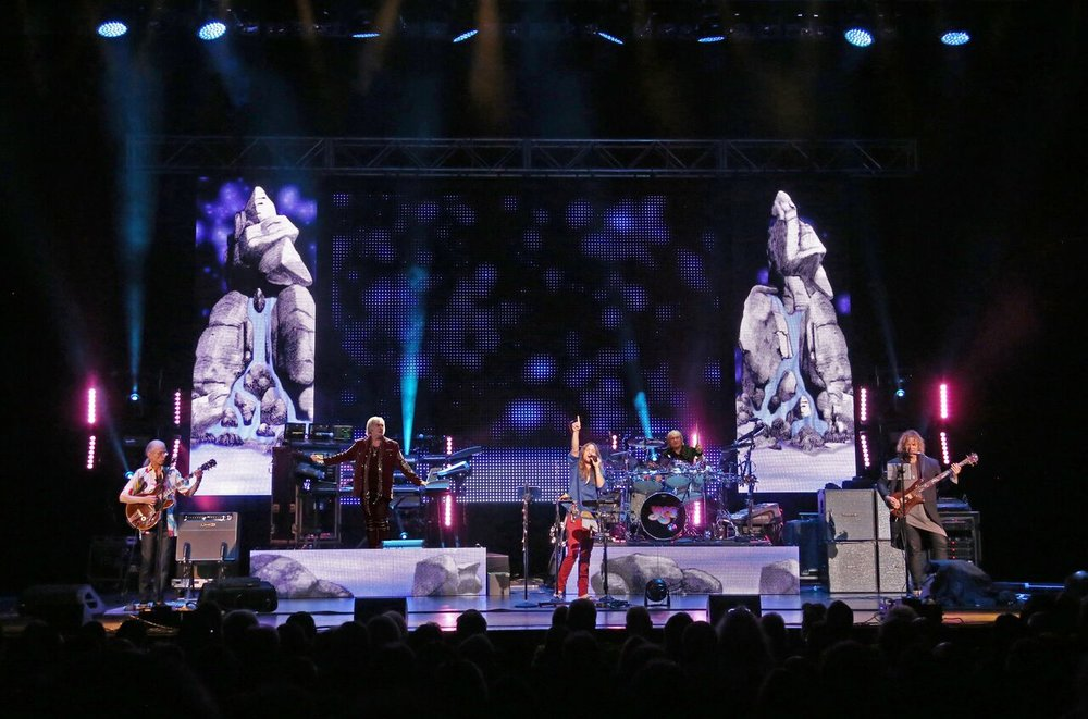 YES Live Tales photo by GottliebBros