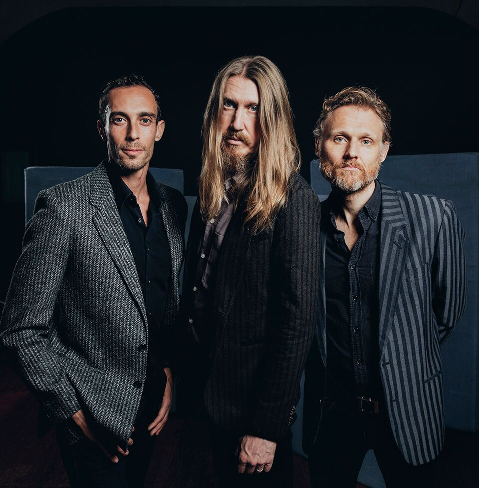 The Wood Brothers-Photo Credit - Alysse Gafkjen