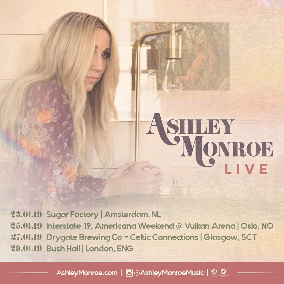 Ashley Monroe pic by Hannah Burton