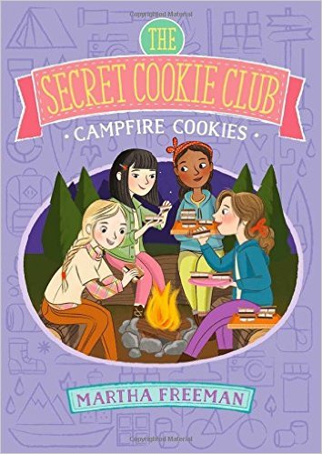 Campfire Cookies by Martha Freeman