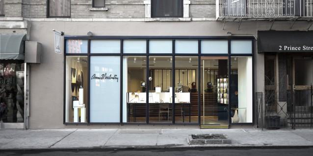 A+V Soho Flagship Store