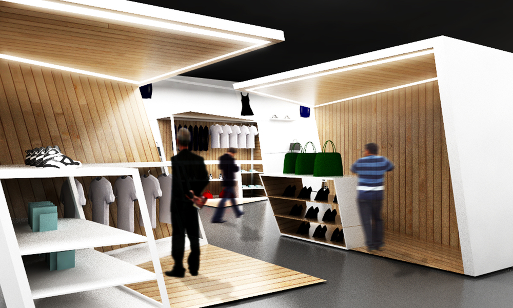 NYC Concept Store