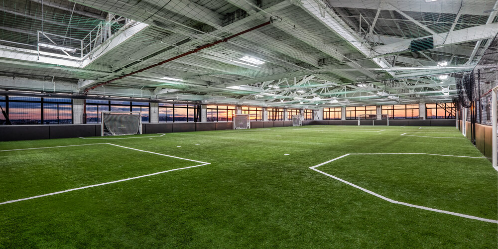 Indoor Soccer Facility