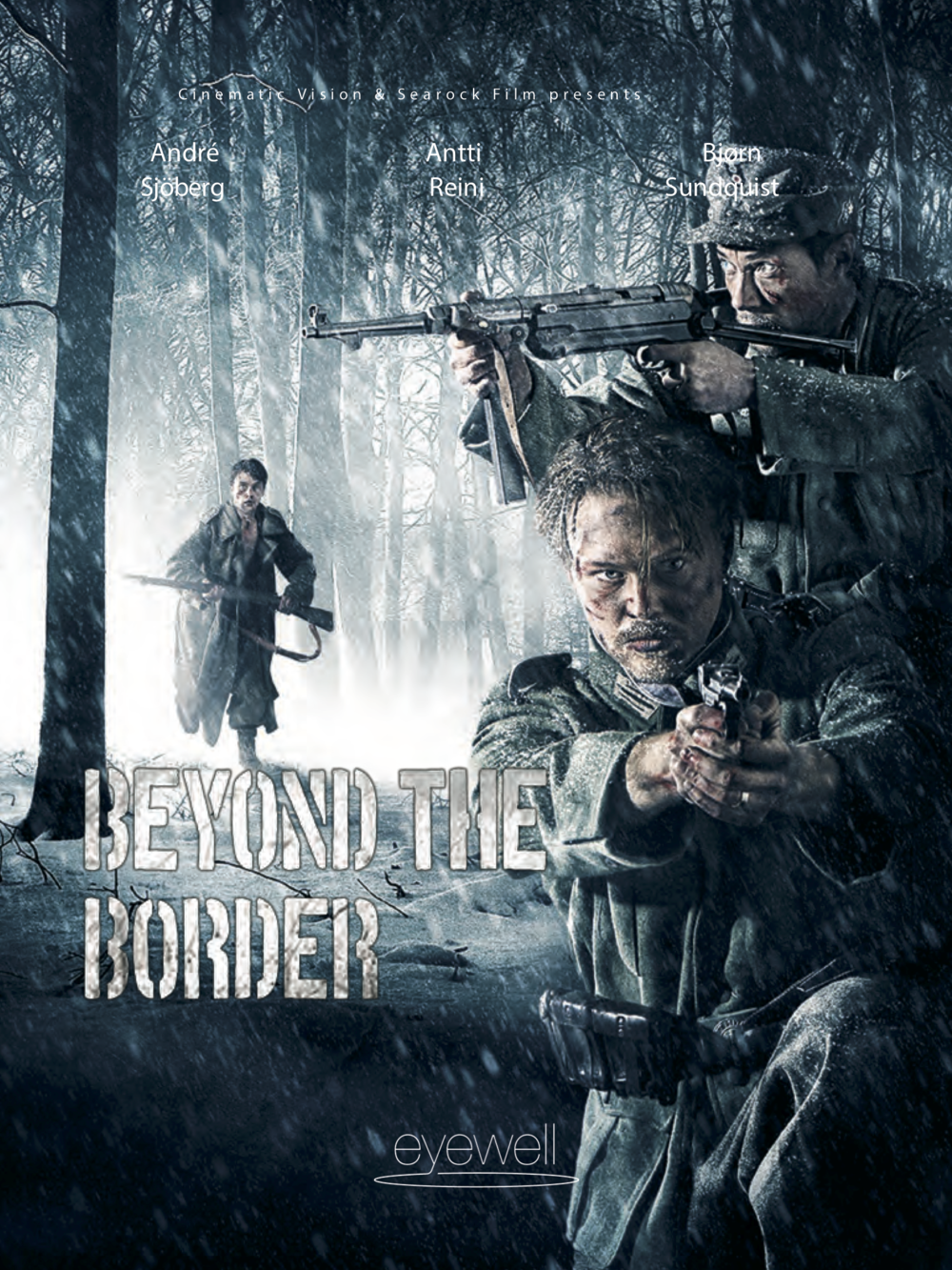 BeyondtheBorderPoster