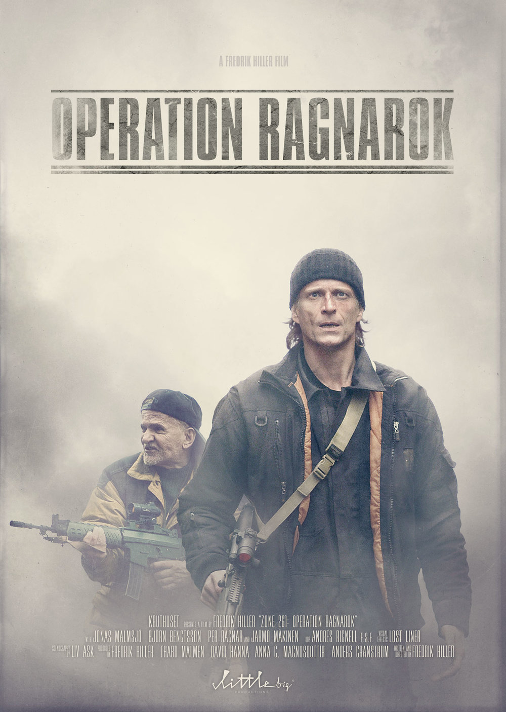 Operation Ragnarok, Action | Thriller, 2018
