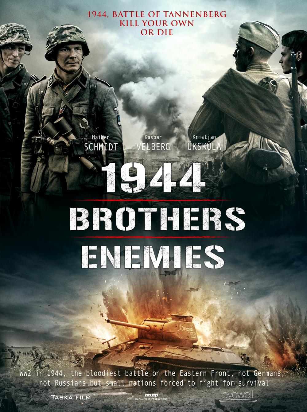 1944, War | Drama, 2015