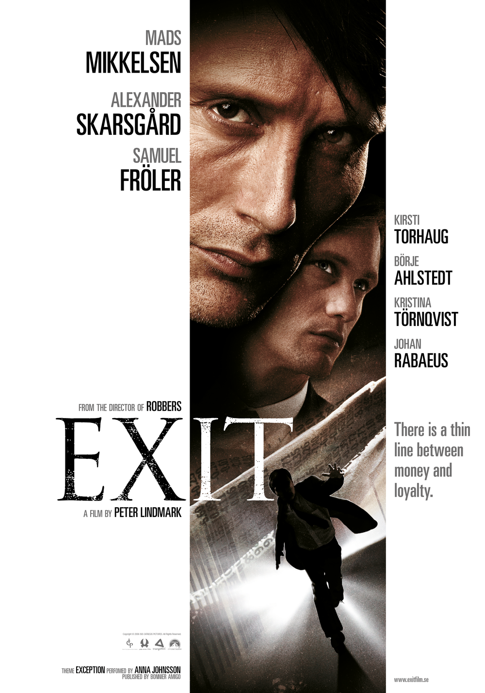 EXIT, Drama | Mystery | Thriller, 2006