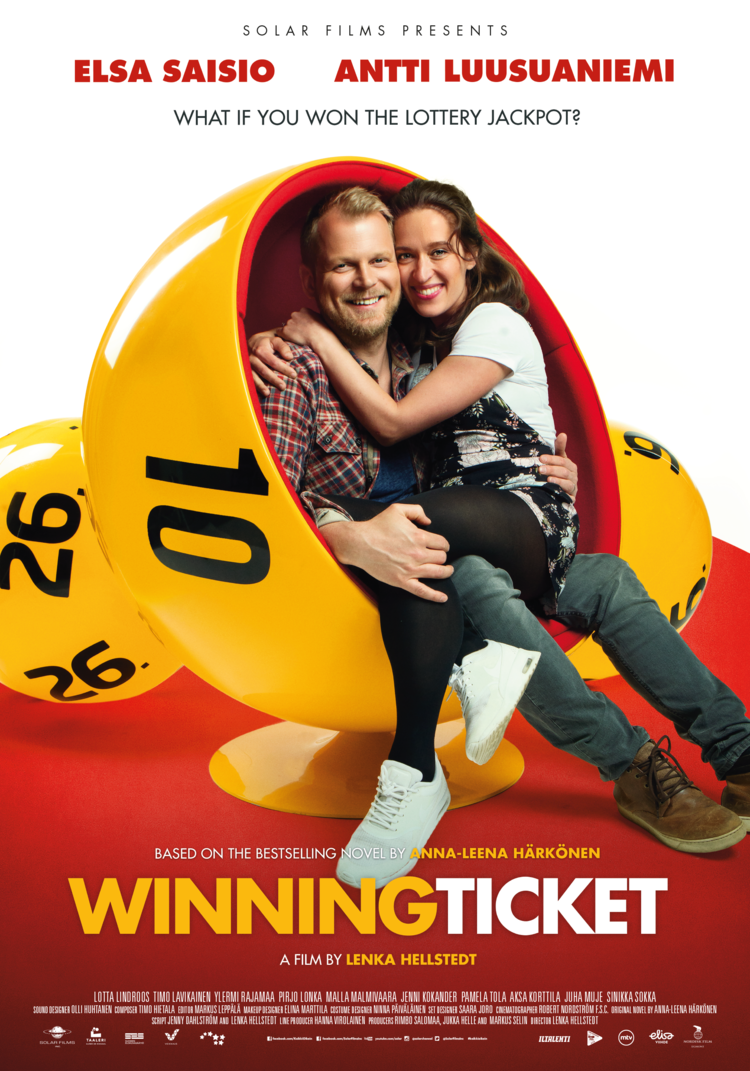 Winning Ticket, Dramedy, 2018