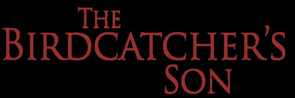 Birdcatchers son title logo.png