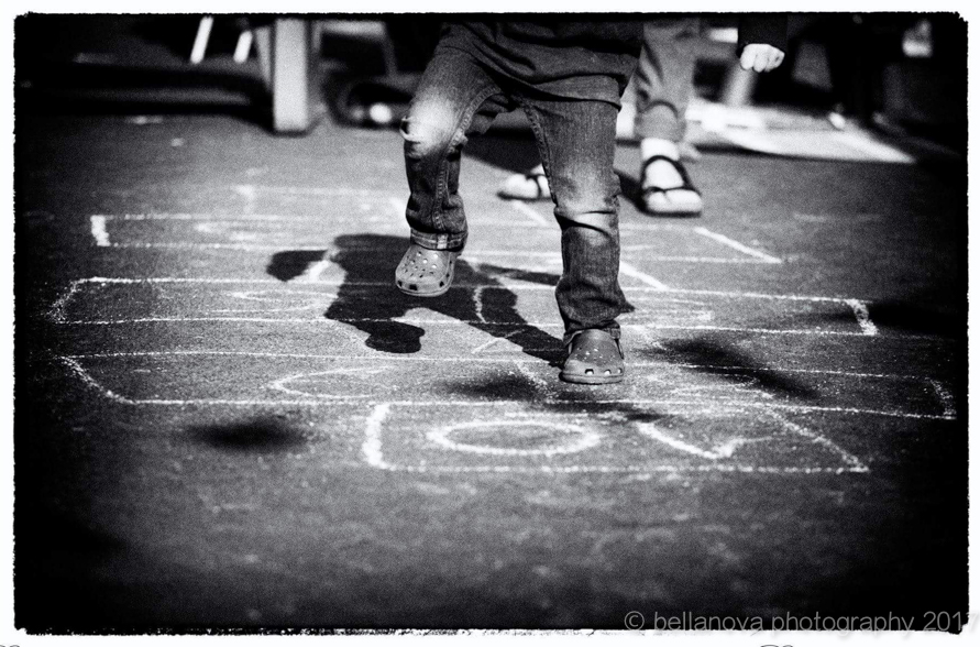 Royal Wedding Street Party Hop Scotch Cassy Paris.jpg