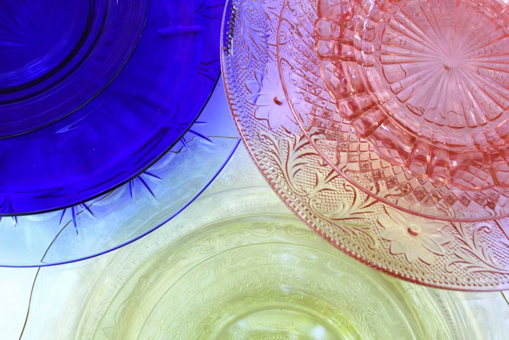 Depression glass rentals