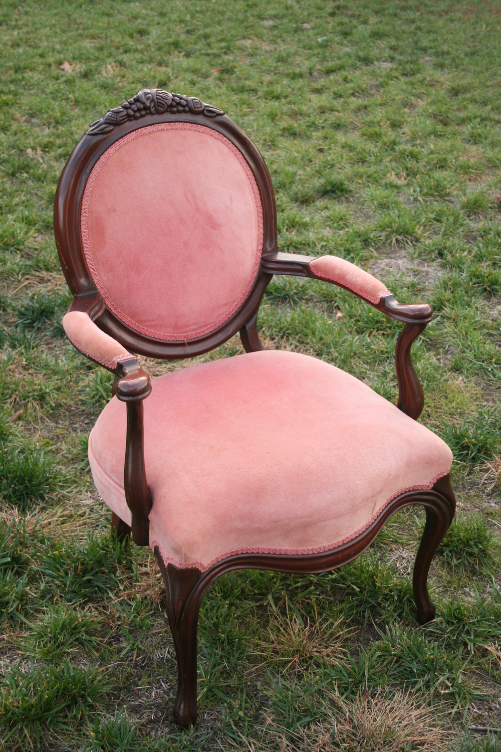 Vintage Parlor Chair