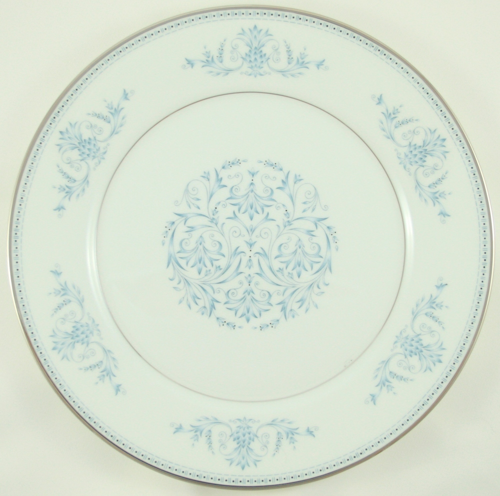Dusk Blue - Bryn Mawr Pattern