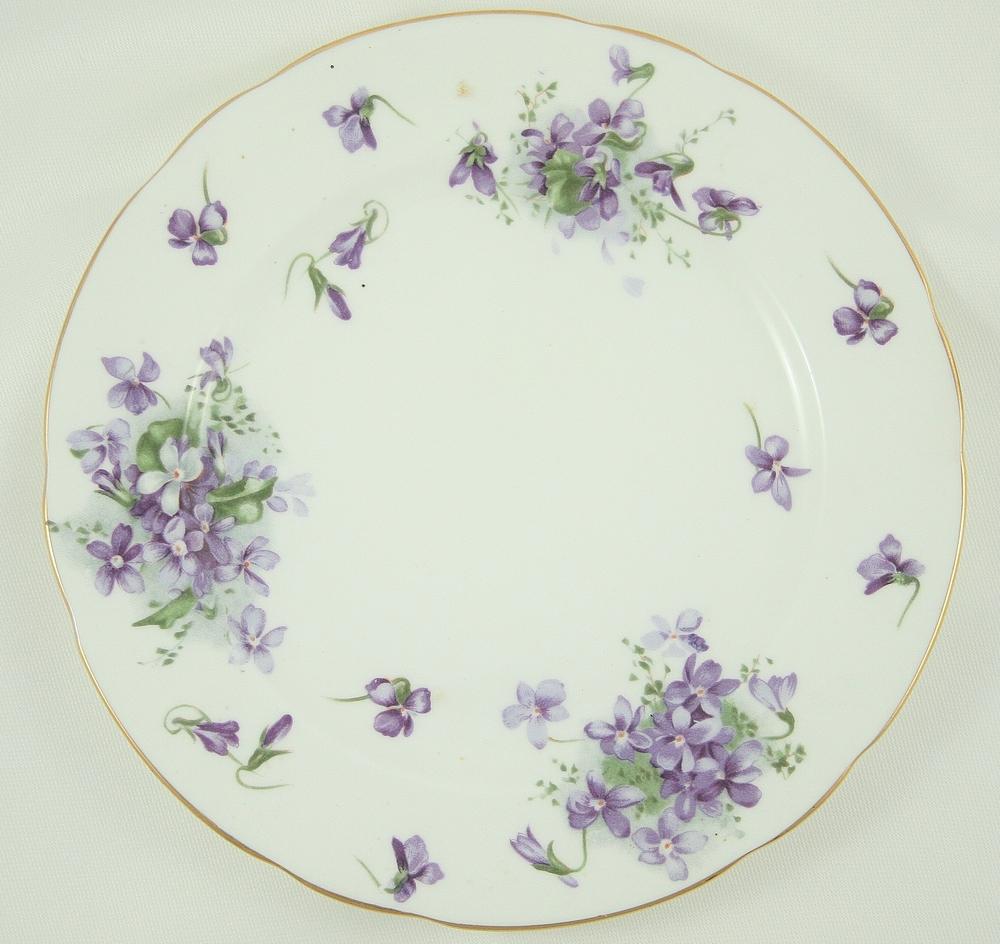 Lavender Herb - Victoria Violets Pattern