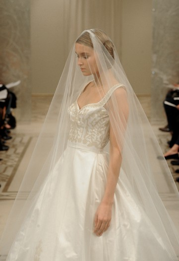 Reem Acra - WWD - April 14, 2009