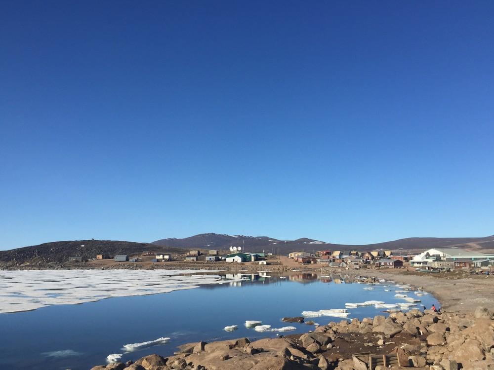 The Bay at Qikiqtarjuaq