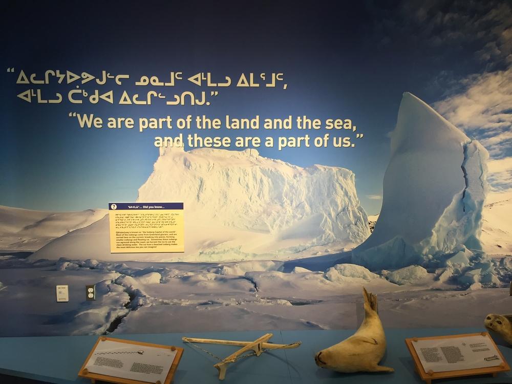 The Gathering Centre in Qikiqtarjuaq