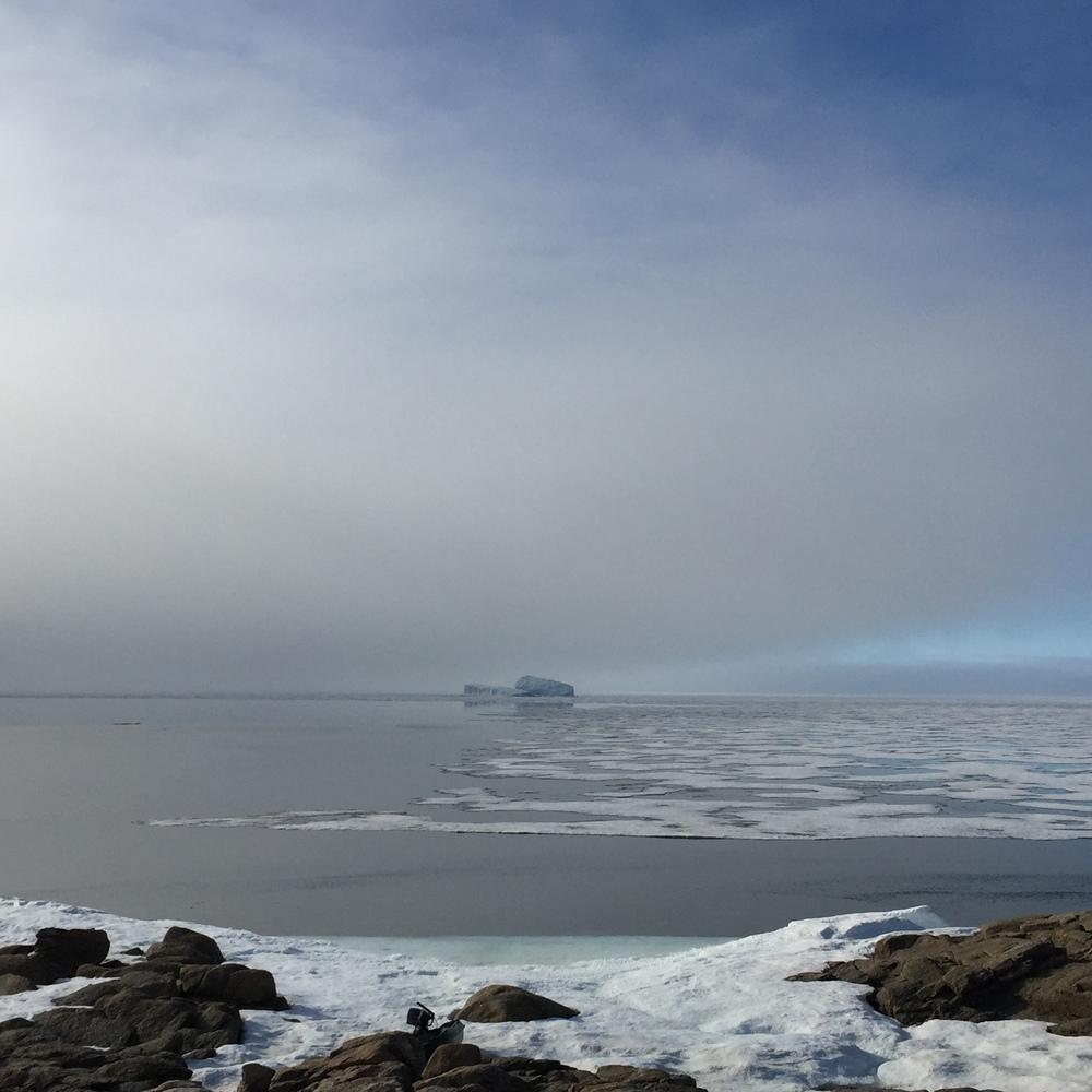Qikiqtarjuaq Bay - July