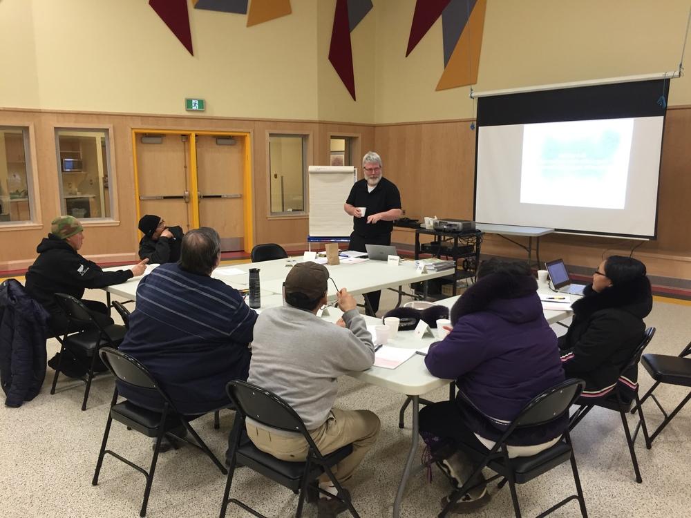 The Qikiqtarjuaq Seminar