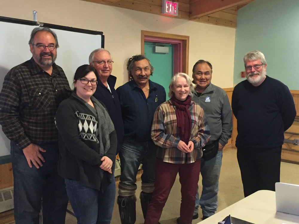 The Iqaluit Participants