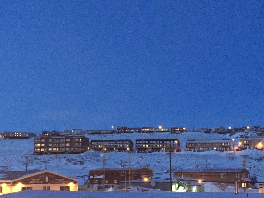 Iqaluit; Nunavut's Big City