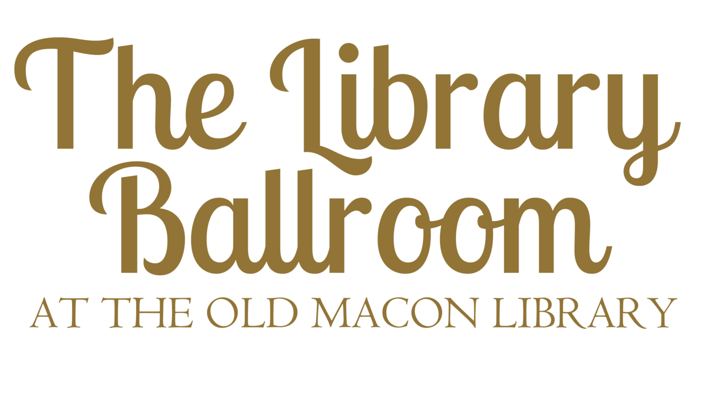 The Library Ballroom