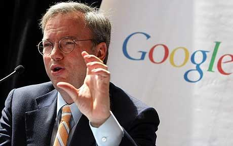 """Young will have to change names to escape 'cyber past' warns Google's Eric Schmidt The private lives of young people are now so well documented on the internet that many will have to change their names on reaching adulthood, Google's CEO has claimed. Eric Schmidt suggested that young people should be entitled to change their identity to escape their misspent youth, which is now recorded in excruciating detail on social networking sites such as Facebook. """"I don't believe society understands what happens when everything is available, knowable and recorded by everyone all the time,"""" Mr Schmidt told the Wall Street Journal.  Related Articles Spain takes on Google Google Street View: past controversies Google defends net neutrality stance Google Street View: 'dead girl' sparks panic after being photographed lying down Facebook 'nears saturation point' Google and IBM record second-quarter profit rises In an interviewMr Schmidt said he believed that every young person will one day be allowed to change their name to distance themselves from embarrasssing photographs and material stored on their friends' social media sites. The 55-year-old also predicted that in the future, Google will know so much about its users that the search engine will be able to help them plan their lives. Using profiles of it customers and tracking their locations through their smart phones, it will be able to provide live updates on their surroundings and inform them of tasks they need to do. """"We're trying to figure out what the future of search is,"""" Mr Schmidt said. """"One idea is that more and more searches are done on your behalf without you needing to type. """"I actually think most people don't want Google to answer their questions. They want Google to tell them what they should be doing next."""" He suggested, as an example, that because Google would know """"roughly who you are, roughly what you care about, roughly who your friends are"""", it could remind users what groceries they needed to buy when passi"""
