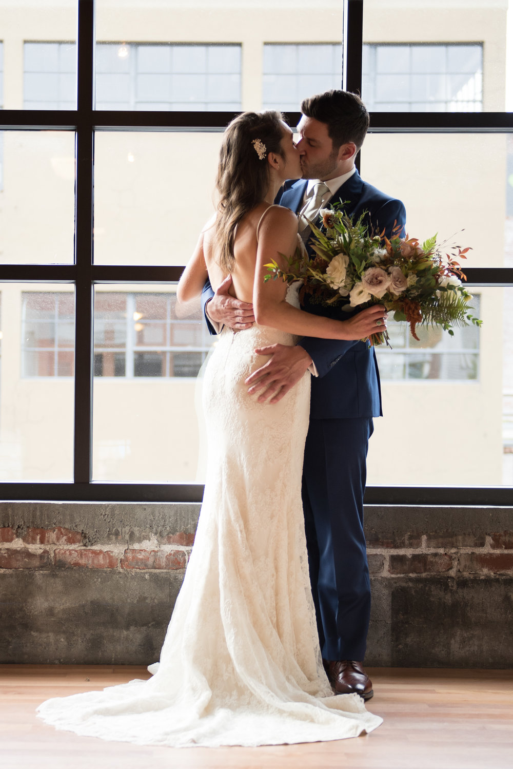 Becca & Eddy  | Portland, Oregon     Left Bank Annex
