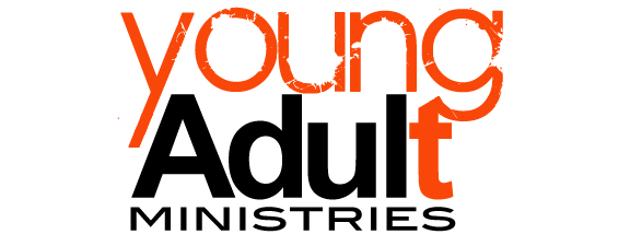 Adult ministry logo young