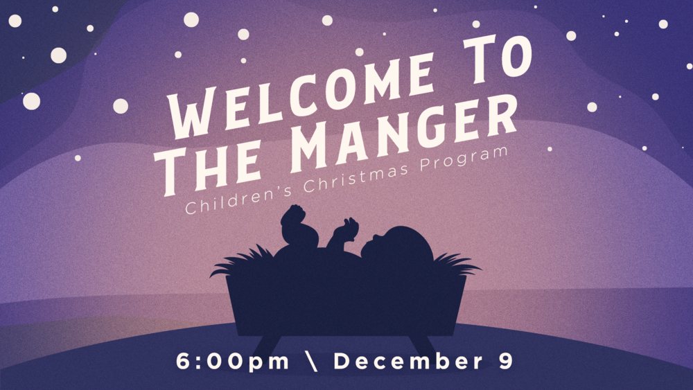 Welcome to the Manger.png