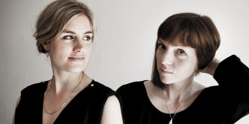 Hanna Butler and Karin Olu Lindgård photo by Tony Kristensson