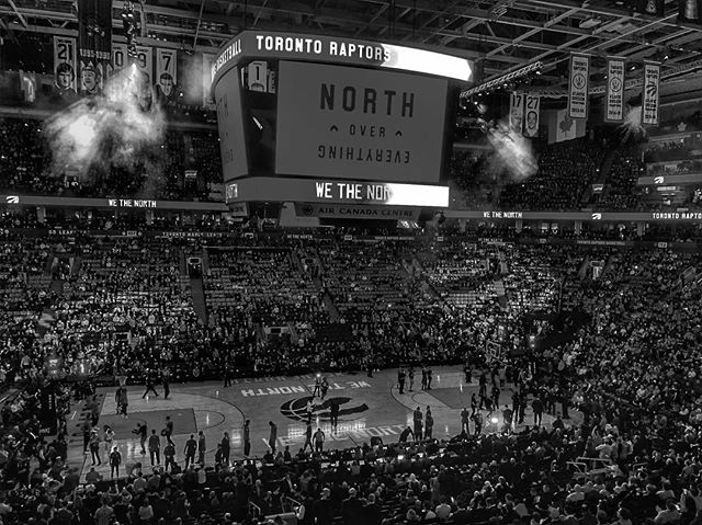 A good year. The North over everything. #wethenorth