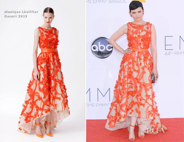 Emmy Fashion Wedding Fashion 2012 Allure