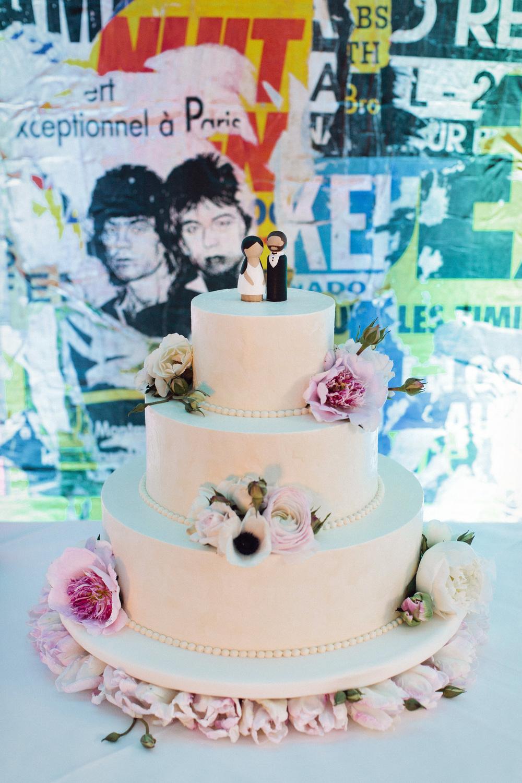 The Cake Photo courtesy ofAlison Yin