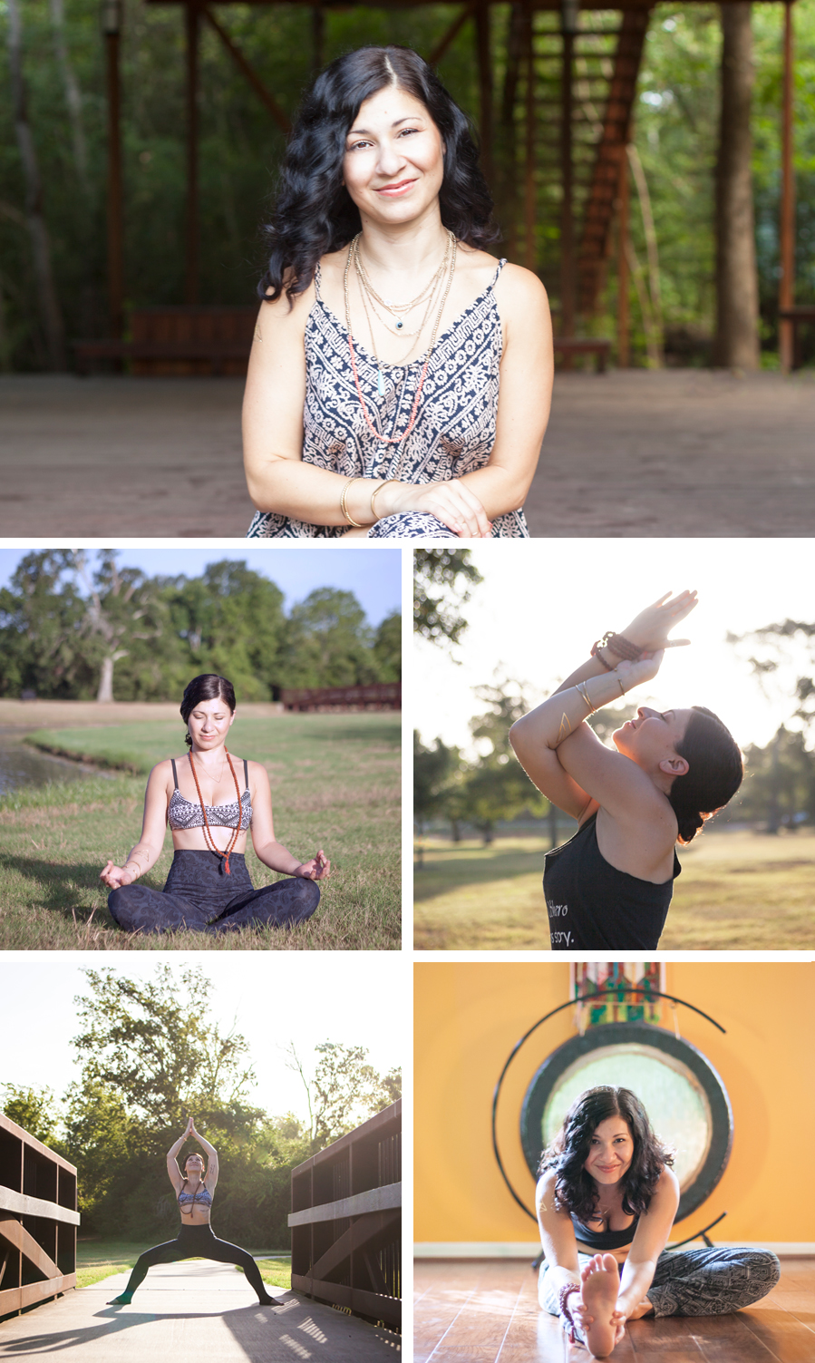 Yoga Photography Houston Rocio Carlon Studios